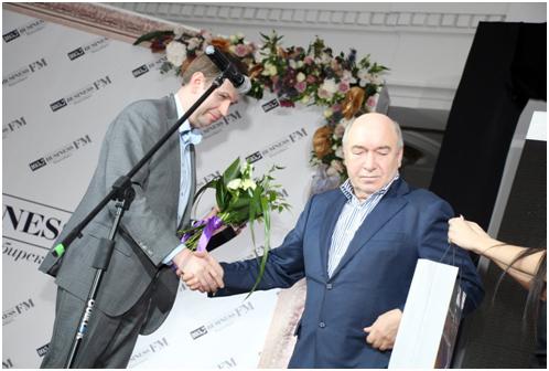 Лучшие проекты года в Новосибирске отметила к юбилею станция BusinessFM
