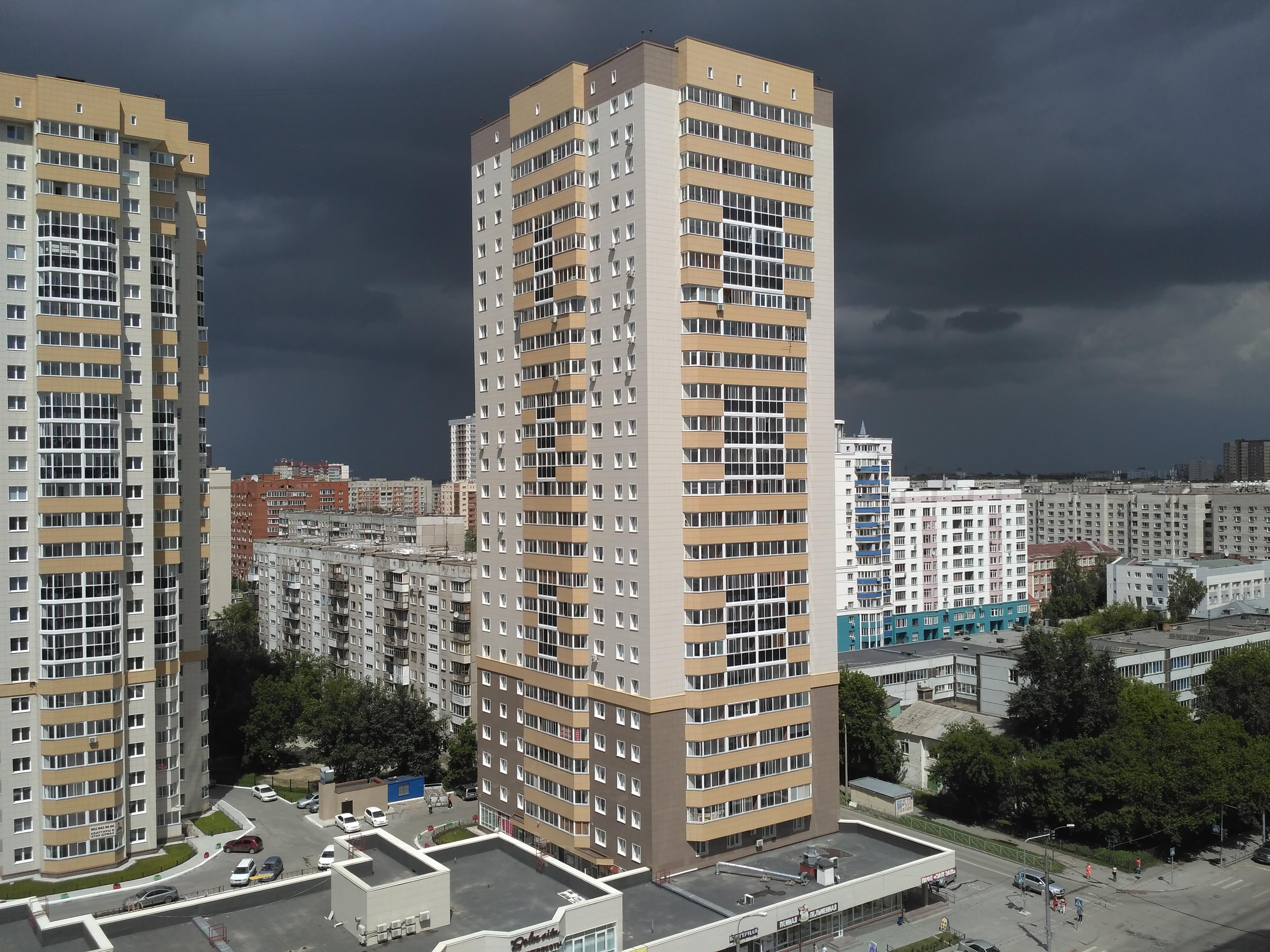 Новосибирск: строительные итоги первого полугодия