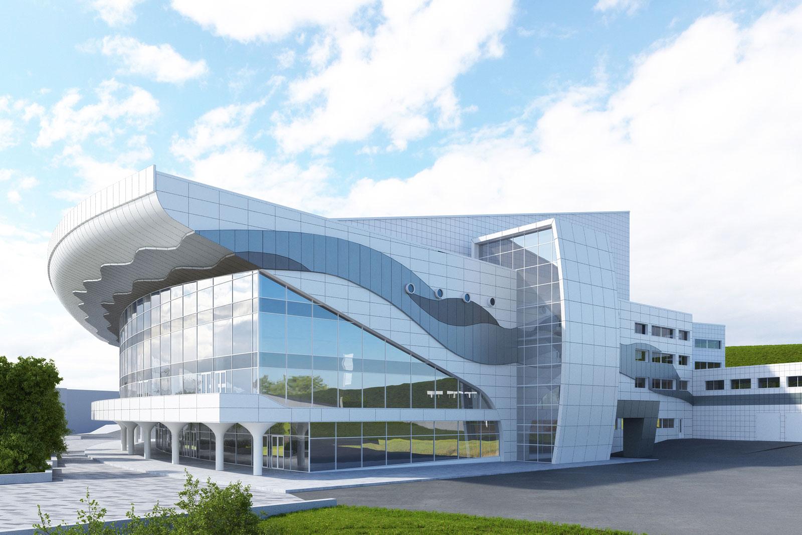 Корпорация «СИБИНЖИНИРИНГ» успешно завершила строительные работы по капитальному ремонту Владивостокского Государственного цирка