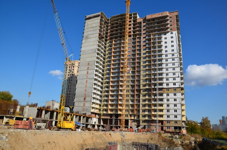 Ввод жилья в январе: Новосибирская область вошла в ТОП-10