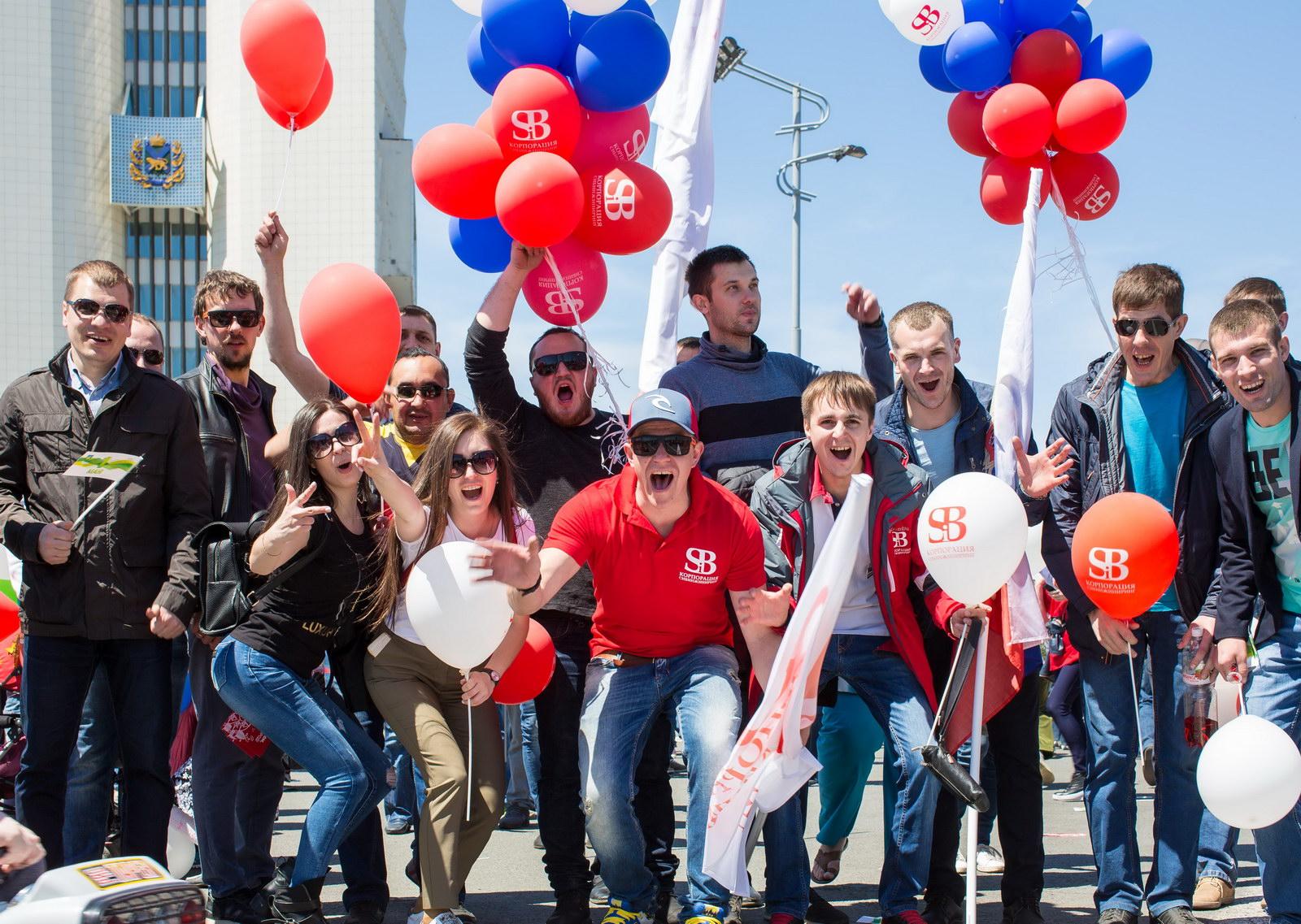 День Строителя Корпорации «СИБИНЖИНИРИНГ» во Владивостоке