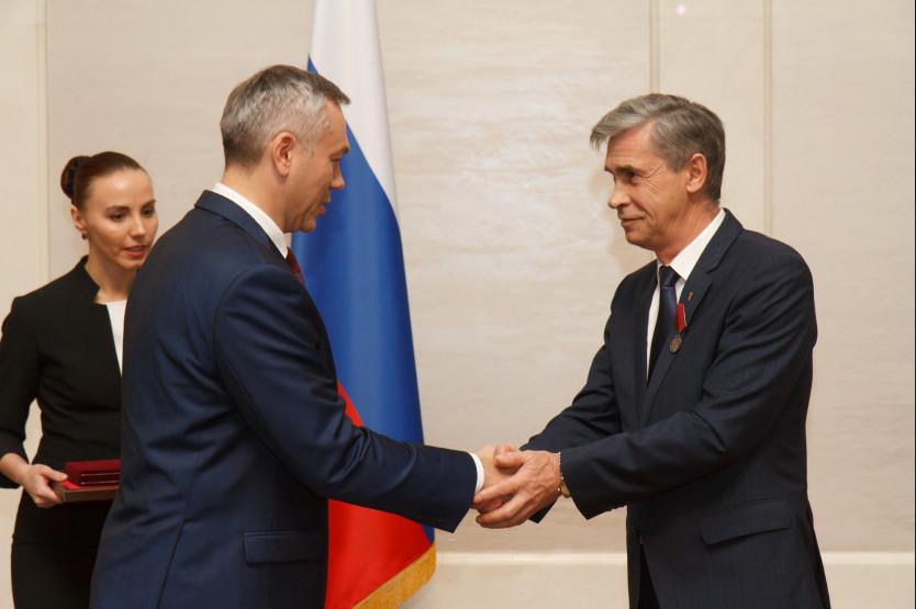 Сергей Дмитриевич Ковальский награжден  Медалью ордена «За заслуги перед Отечеством» II степени