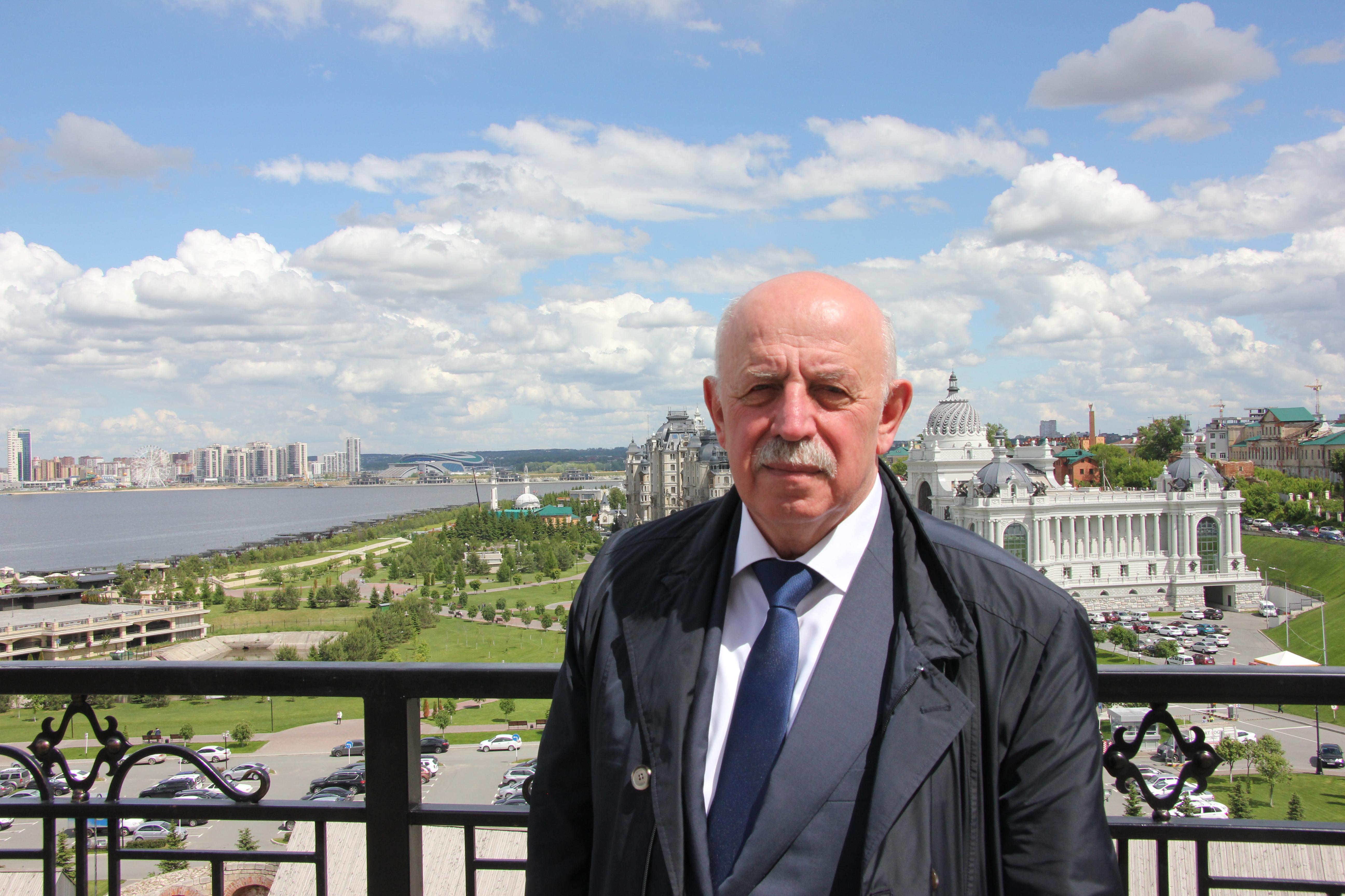 Поздравляем Александра Алексеевича Воронина с заслуженной наградой