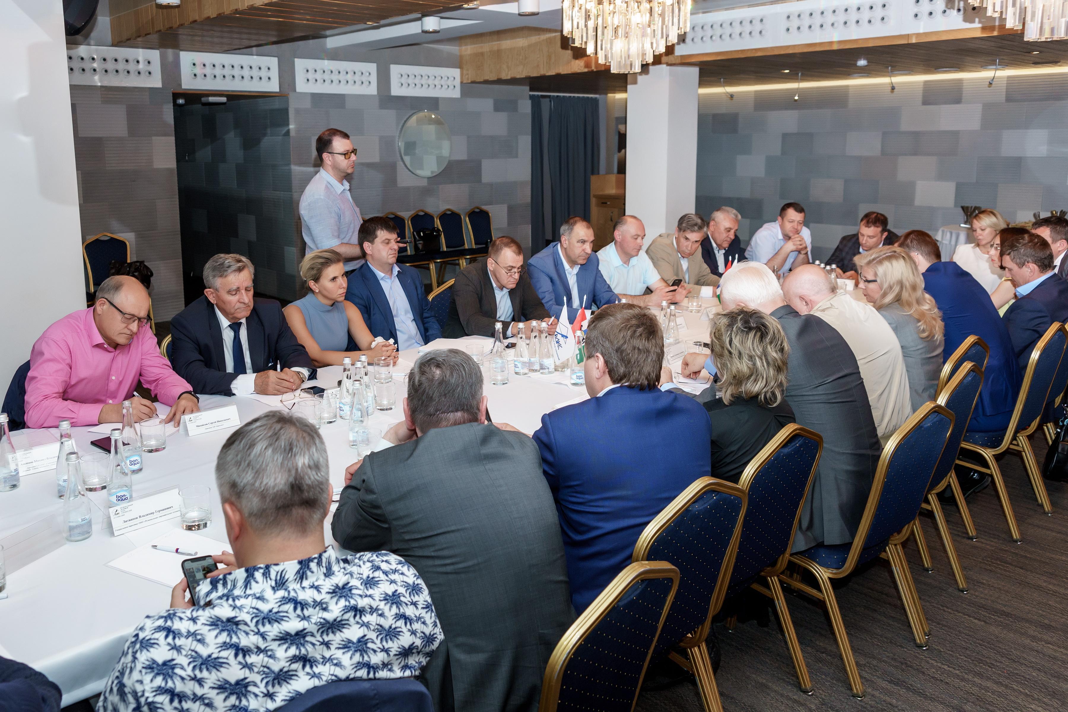 Актуальные проблемы строительной отрасли обсудили и на состоявшемся 06 июня Расширенном Заседании Ассоциации «РДКС»