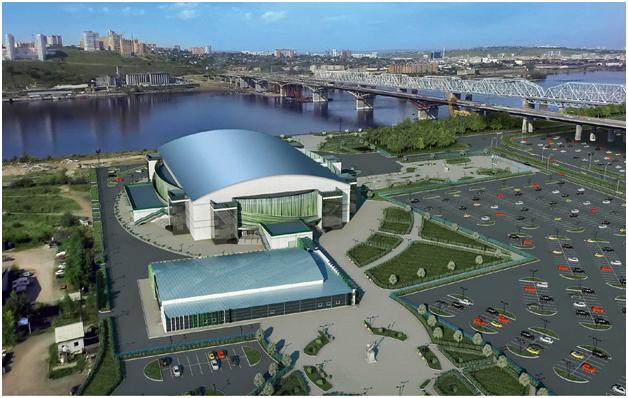 Корпорация «СИБИНЖИНИРИНГ» готовит Красноярск к Всемирной зимней универсиаде 2019 года