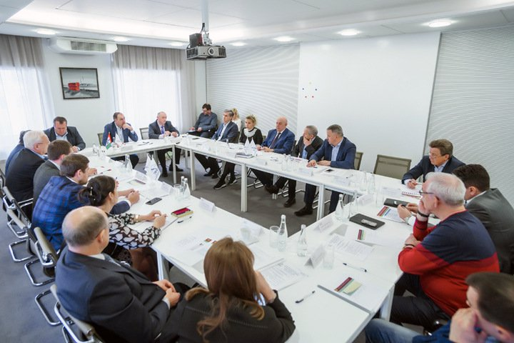 Актуальные меры господдержки строительной отрасли обсудили в РДКС
