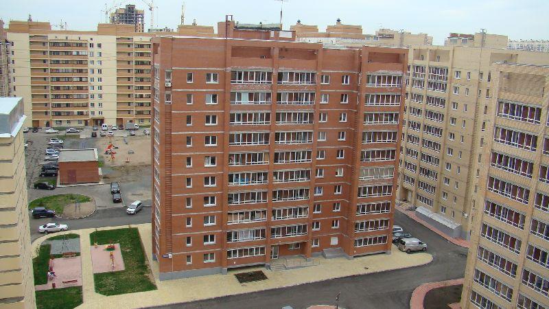 Рынок жилья: новостройки лидируют