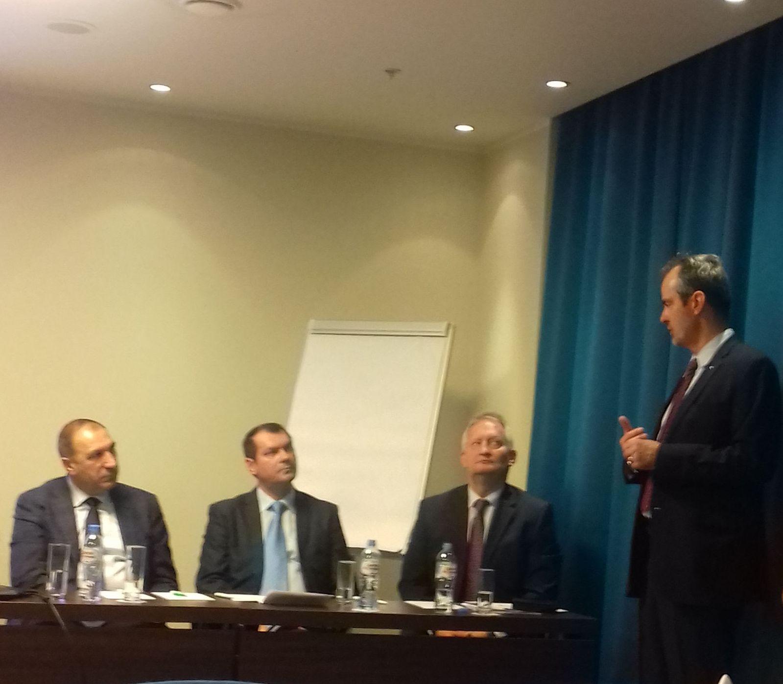 Встреча руководителей строительной отрасли с немецкими предпринимателями