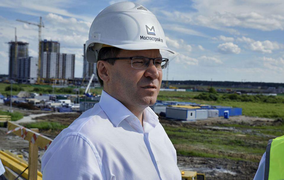 Новым министром строительства стал Владимир Якушев