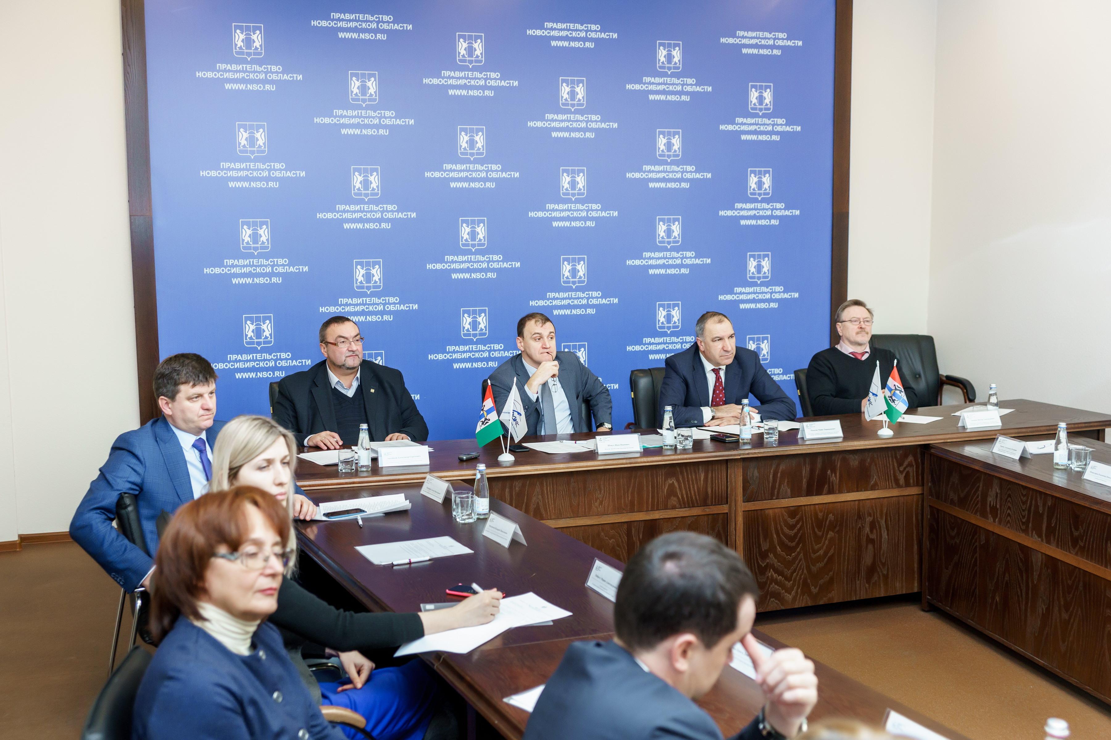 Применение BIM-технологий в строительной отрасли Новосибирской области