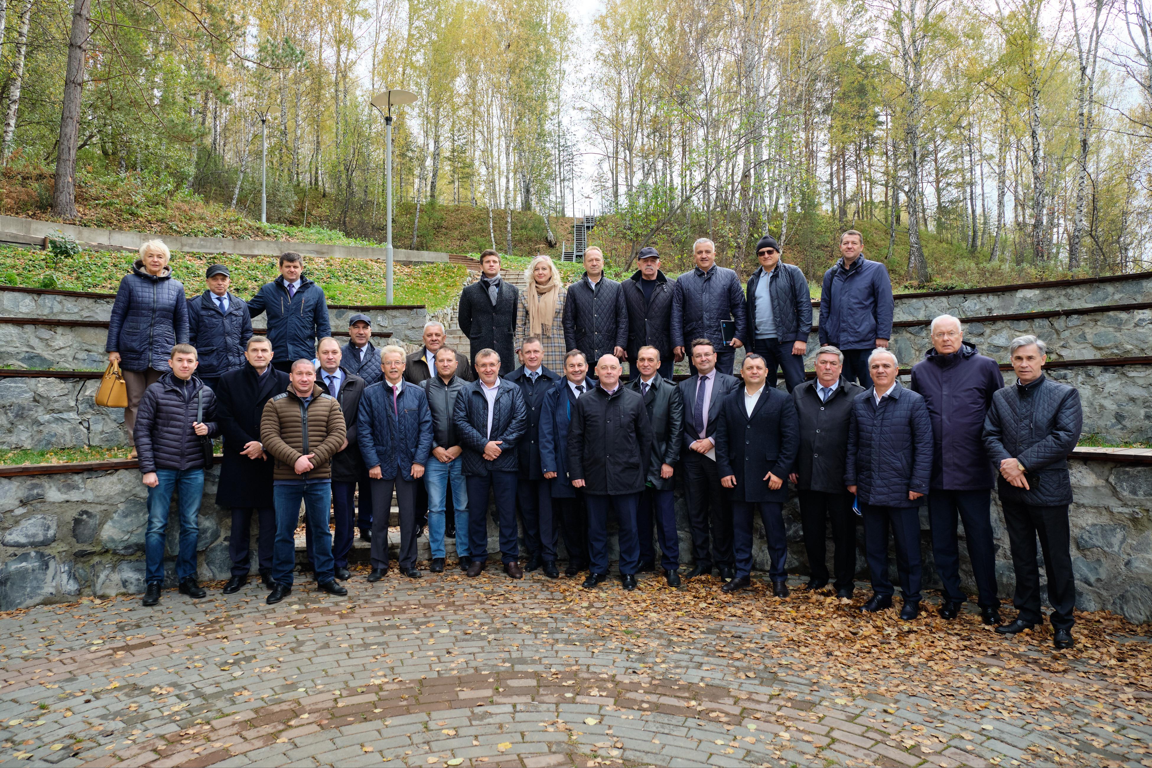 01 октября в поселке Кольцово состоялось расширенное выездное заседание Ассоциации «РДКС»