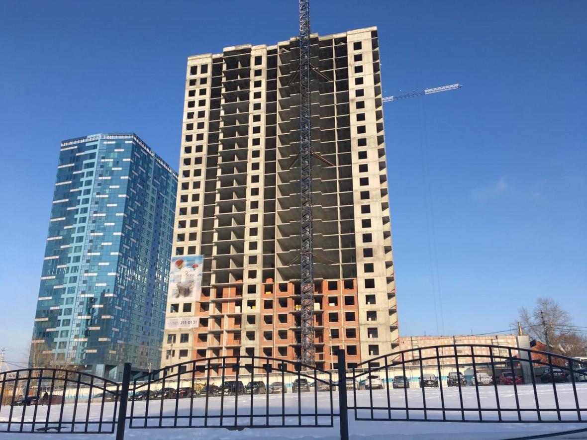 Министр строительства Новосибирской области объяснил незначительный рост по вводу жилья в следующем году