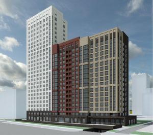 ГК «Дом-Строй» построит комфортный жилой квартал во французском стиле рядом с Нарымским сквером