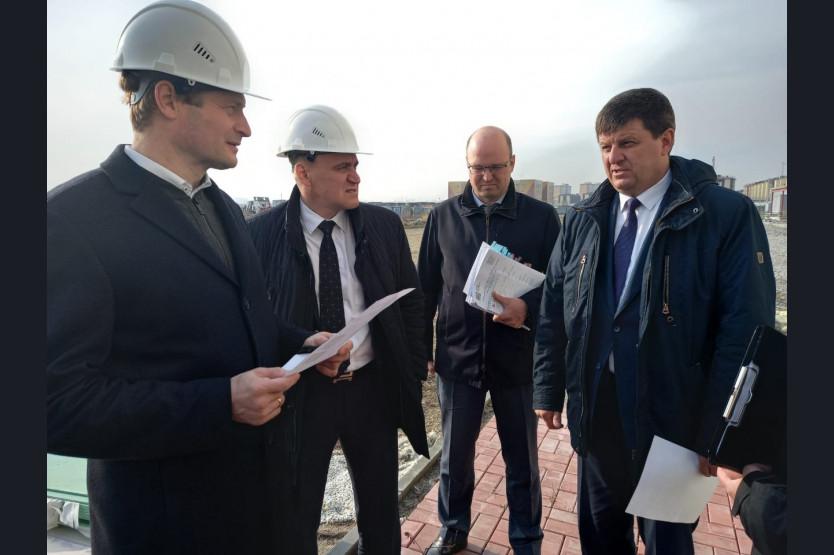 Новосибирская область совместно с ППК «Фонд» увеличивает объемы достройки проблемных домов