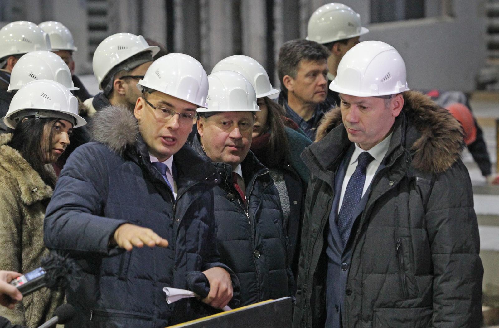 Губернатор Новосибирской области Андрей Александрович Травников: о темпах строительства и новых стройках